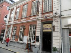 Kapittelhuis   Brasserie with now and then a vegetarian dish on the menu