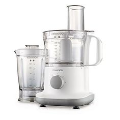 Kenwood White Multipro Compact Food Processor
