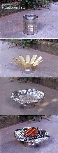 Mini grill