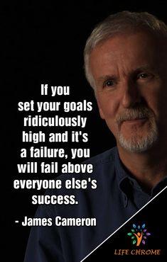 Famous Quotes -James Cameron