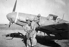 https://flic.kr/p/4gQ2Ri | Bf 109 F4 Trop Jagdgeschwader 27 (5)