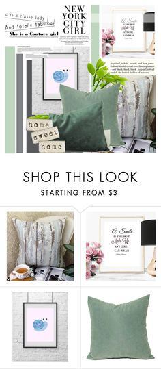 """""""ModernHouseBoutique  14"""" by k-lole ❤ liked on Polyvore featuring H&M and modern"""