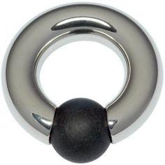 Trojan Ball Closure Ring