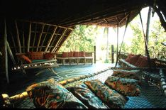 island off of SW Africa, marriages~? Hammock Bed, Where The Heart Is, Outdoor Furniture, Outdoor Decor, Tanzania, Dream Big, Bamboo, Survival, Nature