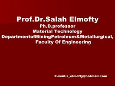 Lecture 1 by ALaa Yahia via slideshare Portland Cement, Fails, Engineering, Reading, Make Mistakes, Technology