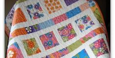 You'll Love How Quickly It Goes Together! Select two packs of 5″ charms squares for this quick and easy quilt. Layer cakes and fat quarters will work too. Just be sure to choose a wide variety of prints to add interest to the quilt. Charm squares make it so easy to get this quilt started, …
