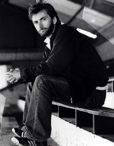 David Tennant. Oh he is such a beautiful man