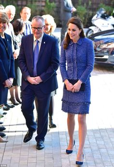 The Duchess of Cambridge also uses her bag as more than an accessory, often carrying her c...