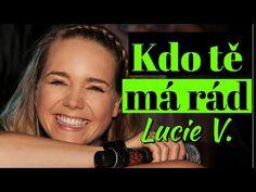 Lucie Vondráčková - Kdo tě má rád (Oficiální videoklip z CD Atlantida z roku 1995) - YouTube