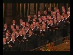 Mormon Tabernacle Choir - English Hymns - 'Love Divine, All Loves Excelling' (One of my favorite hymns we sing in church since childhood)
