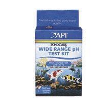 Wide Range pH Test Kit. #160