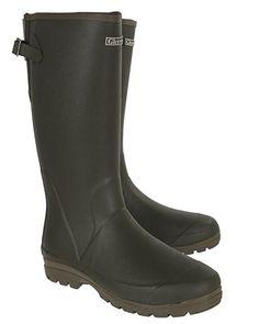 Glenwood Neoprene Wellington Boots Waterproof Warm Shooting Fishing Country (11 UK Adult): Amazon.co.uk: Shoes & Bags