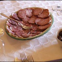 Ma quant'è bono il ciauscolo? #foodporn #ciauscolo #salame #salumi #igersitalia #igersmarche #cibo #marche #amandola #diamandola #sibillini