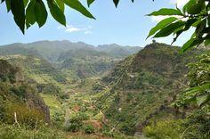 Valley of Sao Jorge, Madeira Island, Portugal
