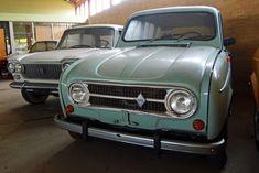 Fiat 1300 y R 4 de 1968