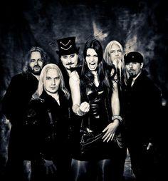 Nightwish with Floor Jansen (current lineup)  hope Floor stays!