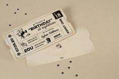 Geef je vrienden en/of familie een ticketje naar de feestbestemming! #party #happymoment | tadaaz.be
