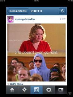 Mean girls:)