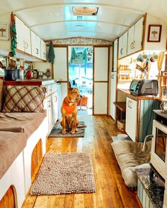 Eclectic Bus Conversion Tiny Home Design Tips Eclectic Bus Conversion Tiny Home Design Tips The Wild Drive Life Meag Ben wilddrivelife Our Bus Conversion Our nbsp hellip Small Tiny House, Tiny House Cabin, Tiny House Living, Tiny House On Wheels, Tiny House Design, Cozy House, Tiny Tiny, Bungalow, School Bus House
