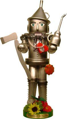 nutcrackers for christmas | Nutcracker Christmas Shop - Tin Man Nutcracker