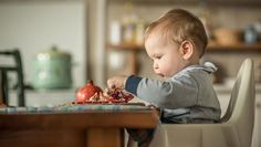 Seven foods to never feed your baby before age one.