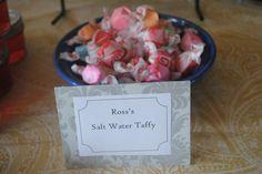 Ross's Saltwater Taffy