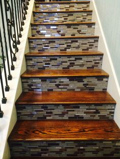 Staircases That Will Make Your Mouth Drop Flooring Tile Stairs Home Stair Risers