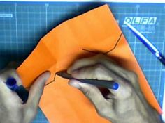 Origami Modular - Moldura (Frame) - Sandra Gullino (