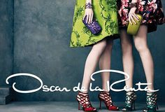 Kate Bogucharskaia, Patrycja Gardygajlo & Iris Van Berne for Oscar de la Renta Fall/Winter 2013/2014 Campaign | The Fashionography