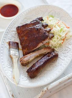 Best and tender pork ribs, spare ribs or baby back ribs recipe made with bourbon maple glaze. Oven roasted pork ribs can also slow roasted over grill or bbq barbeque flame.