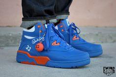 #ewing guard mid #Knicks CW #Sneakers