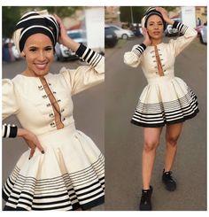 Zulu Traditional Wedding Dresses, Zulu Traditional Attire, South African Traditional Dresses, Traditional Outfits, Traditional Styles, South African Dresses, African Prom Dresses, Latest African Fashion Dresses, African Attire