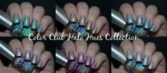 Nails by Kayla Shevonne: Review & Swatches - Color Club Halo Hues 2012 Collection