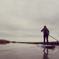 Birthday Sup with North Norfolk paddle boards in Burnham Overy Staithe