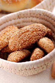 Сусамови бисквити