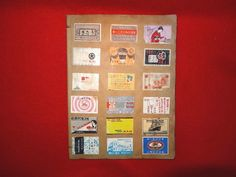 Qty 665 Antique Pre WW2 Japan Japanese Matchbox Labels Book Label Deco Album | eBay