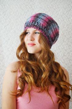 Caciula tricotata Autumn Feelings (59 LEI la irinaindira.breslo.ro)
