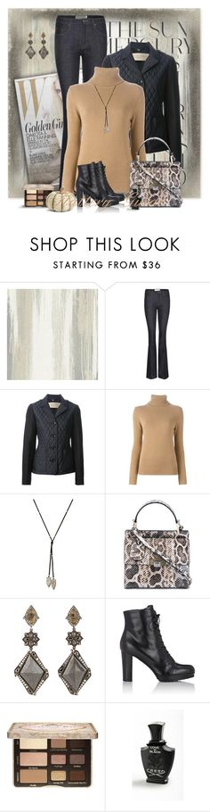 """""""Ronita"""" by flattery-guide ❤ liked on Polyvore featuring York Wallcoverings, Victoria, Victoria Beckham, Burberry, Chloé, Frasier Sterling, Balenciaga, Sevan Biçakçi, Barneys New York, Too Faced Cosmetics and Creed"""