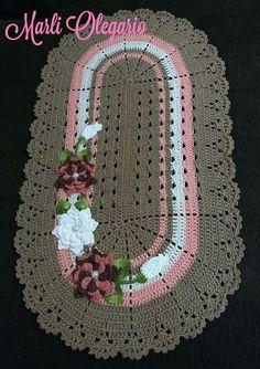 Crochet Eggs - Como hacer flores Nochebuena a Crochet en punto tejido tallermanualperu Crochet Mat, Crochet Shell Stitch, Crochet Gratis, Crochet Diagram, Crochet Round, Tunisian Crochet, Crochet Squares, Crochet Doilies, Crochet Flowers