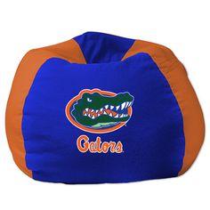 College NCAA Bean Bag Chair NCAA Team: Florida Gators - http://delanico.com/bean-bag-chairs/college-ncaa-bean-bag-chair-ncaa-team-florida-gators-589015222/