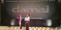 Kemenkominfo Dukung Penuh BNPT Peace, Room