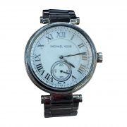 Set Stahl-Uhr #MichaelKors