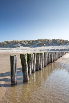 Zeeuwse strandpalen
