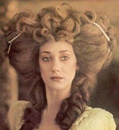 "Marisa Berenson in ""Barry Lindon"""
