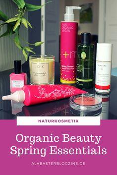 Spring Essentials von Dr. Hauschka, Primavera, Benecos, i+m Naturkosmetik, Melvita, Joik und Nailberry // Organic Beauty // Naturkosmetik