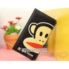 Cute leather cover for Samsung s3 phone