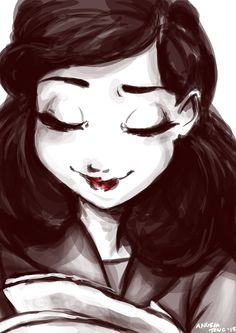 She is totes adorable. Paperman