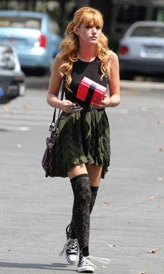 Blog de la Tele: Bella Thorne: Preciosa en fotos para marca de Jeans