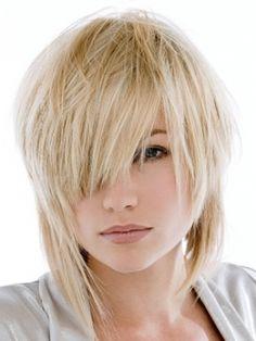 Choppy Trendy Hairstyles | Medium Choppy Hairstyles | Medium Hairstyles 2013 | Length | Short ...