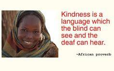 Αποτέλεσμα εικόνας για use your voice for kindness quote